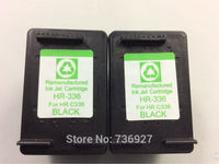 2 Pcs Ink For Hp 336