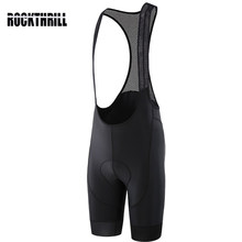 High Quality Classic Bib Shorts Race Bicycle Bottom Ropa Ciclismo Bike Pants 5R Gel Pad Silicon Grippers at leg cycle Bib Shorts(China)