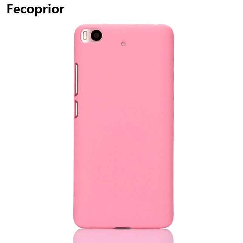 Fecoprior Сяо <font><b>Mi</b></font> 5S Жесткий PC матовый чехол для сяо <font><b>Mi</b></font> Ми 5S Mi5S xao задняя крышка Панцири щит смартфон Fundas Coque celulars