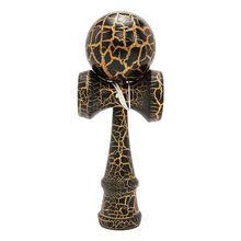 Полный треск на Kendama деревянный шар образование традиционная игра игрушка