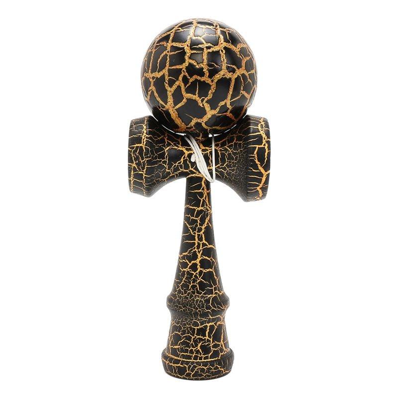 La Crackle en Kendama bola de madera de la educación tradicional juego juguete
