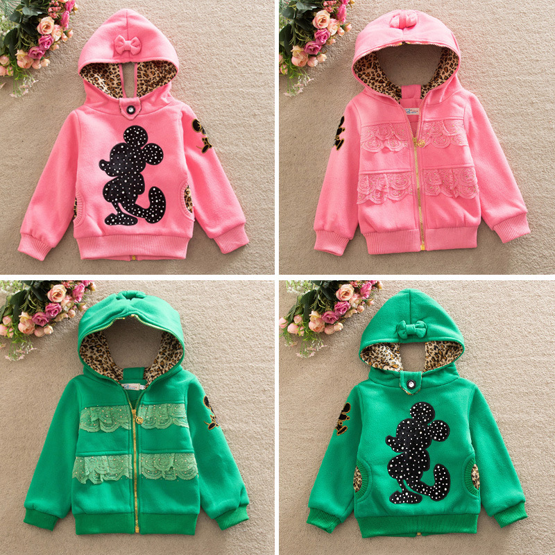 Baby Kids Girls Boy Spring Fall Caroon Hoodie Fleece Sweatshirt Baby Toddler Boys Kids Outfit Clothes Tops Coat Jacket Hoody