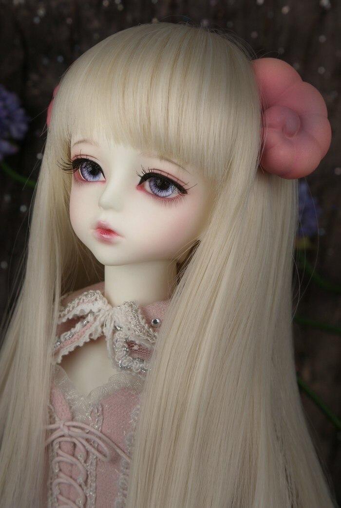 Best Doll Bjd / Sd Doll 1/4 Soom Goss & Thera - Elcubi Girl Baby Doll Toy Soom Fairyland dolls buffalo s heir outfit suit 6pcs for bjd doll 1 3 sd10 sd13 sd17 ip sid eid soom dika guudoll doll clothes lf46