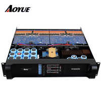 1350w amplifier 4 channel DJ amplifier 10KQ audio stereo Professional sound Upgraded power amplifier with 14 capacitors