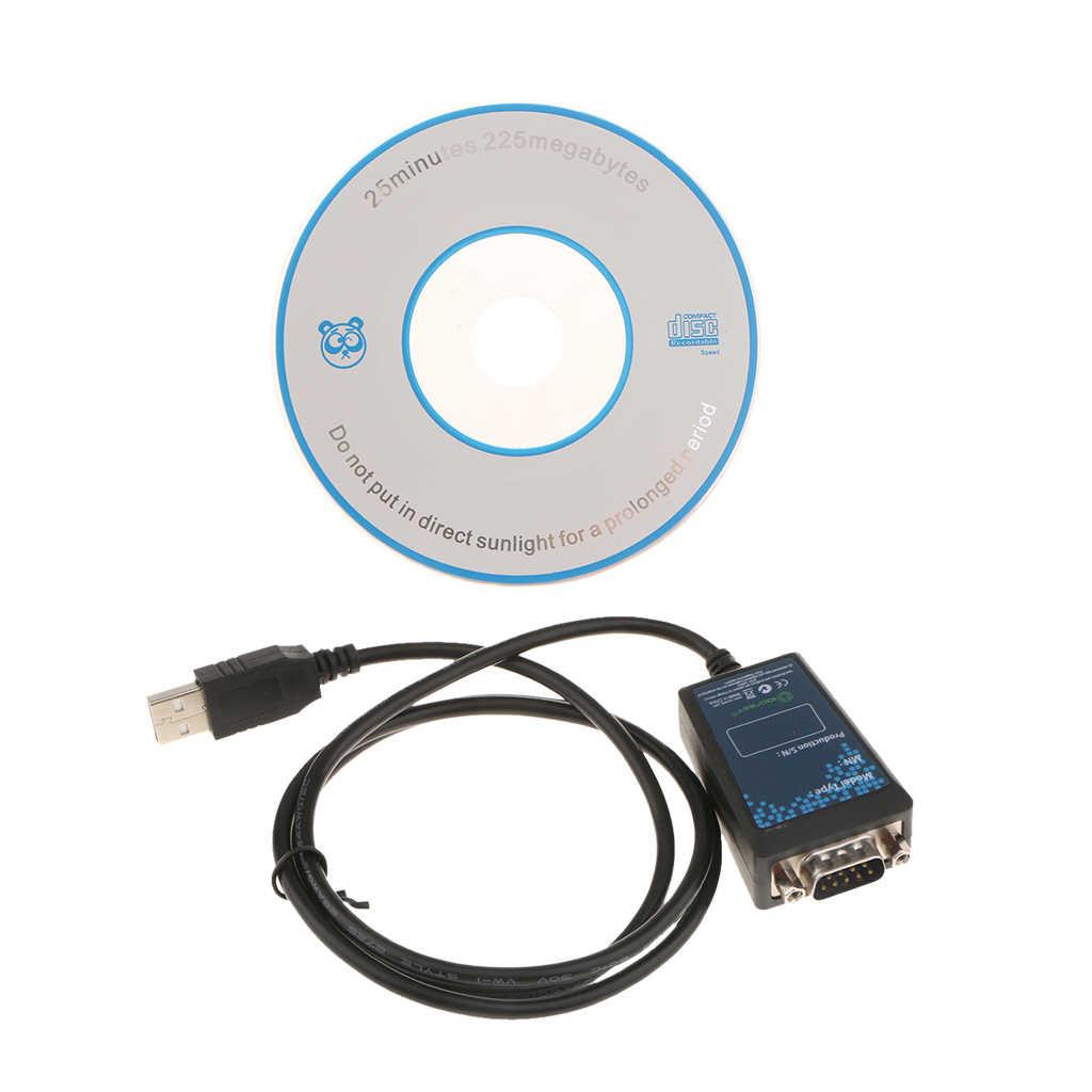 USB vers RS232 RS-232 (DB9) COM adaptateur de câble série Standard puce FTDI pour PC