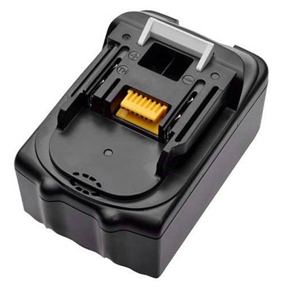 6000mAh Lithium-ion Battery For MAKITA BL1430 BL1415 BL1440 BL1460 194066-1 194065-3 Electric Power Drill 14.4V 6.0A 2pcs lot 14 4v 3 0ah lithium ion power tools replacement battery for makita bl1430 da340drf bdf343 194065 3 194066 1 bl1430