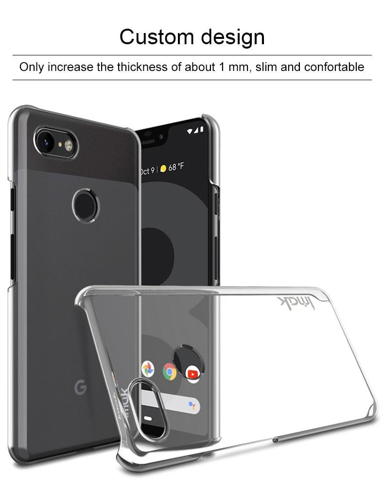Imak Crystal Case For Google Pixel 3 Pixel3 Pixel 3 Xl