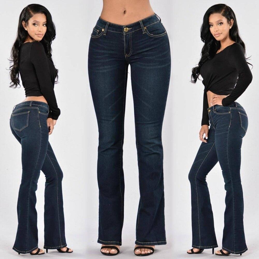 2017 Nouveau Style De Mode Filles Pantalon Denim Femmes Jeans vente chaude  Haut grade meilleure vente filles sexy femmes jeans serrés dans Jeans de  Femmes