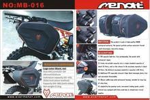 Menat amucks мотоцикла 3 поколения мб-4 016 седло сумка боковые подушки