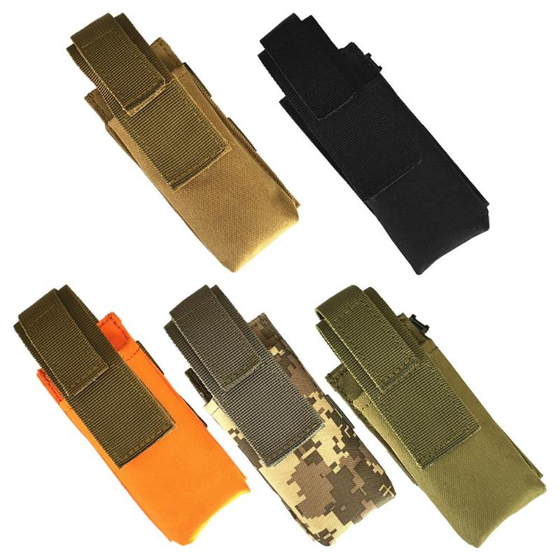 Nylon Tactical Pouch Molle Hunting Bags Belt Waist Bag Military Fanny Pack Outdoor Pouches Phone Case Pocket Storage Bag
