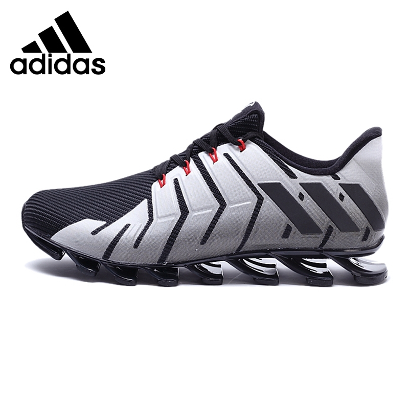 adidas springblade pro grey running shoes