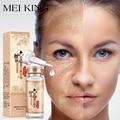MEIKING Hyaluronic Acid Argireline collagen peptides anti wrinkle Face Serum skin care anti-aging Essence Moisturizing Whitening