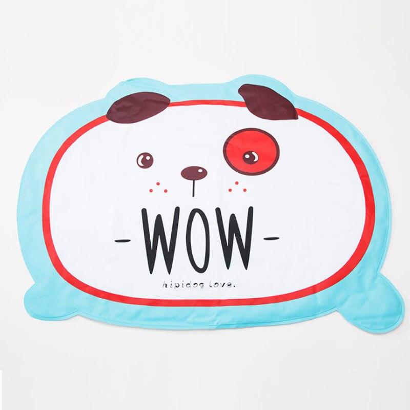 Tapis pour chien voiture Cool tapis de glace Teddy matelas tapis petits grands chiens chat coussin été garder au frais lit Pet chien chat Pad tapis transporteur