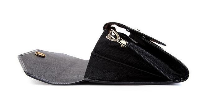 2016 new ASNK brand women handbag Crocodile Genuine Leather Shoulder Bag Evening Clutch Wallet Purse Chain Messenger Bag
