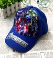 New Cotton Cartoon Avengers Baseball Cap Children Sunshade Cap Adjustbale Sun Hat Sport Cap Hat Snapback For Child Kids Boy