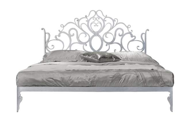 Online Shop Modern Stainless Steel Bed Soft Bed Double Bed King