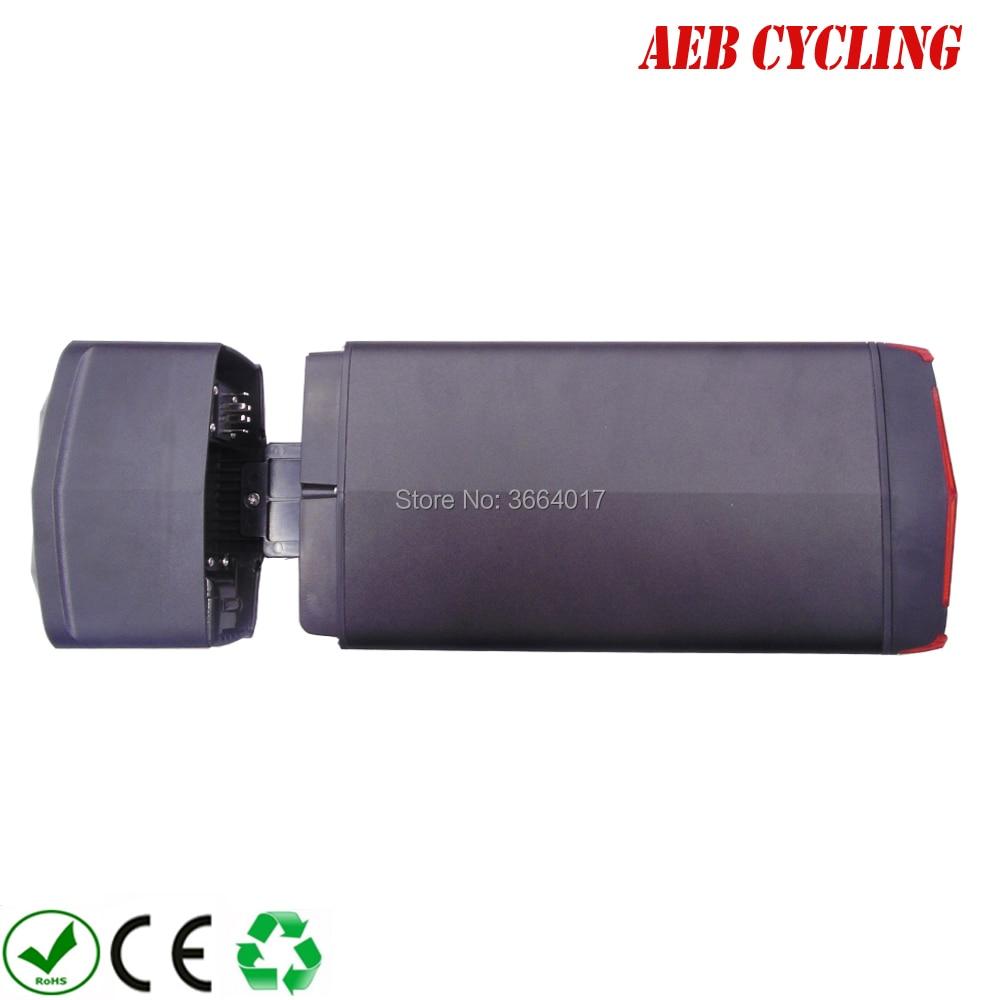 Livraison gratuite sans taxes à l'ue US 250 W-500 W batterie 36 V 14.5Ah Li-ion 18650 batterie rechargeable pour ebike avec chargeur