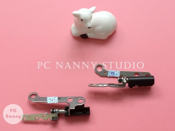 V030 v032 dobradiça 441393501 441393601 para sony série vpcsa tela lcd dobradiça dobradiças