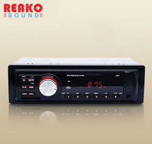 Hot 1 Din Car Radio Auto Audio Stereo MP3 Player Support FM/SD/AUX/USB Interface for 1-Din In-Dash Input Receiver