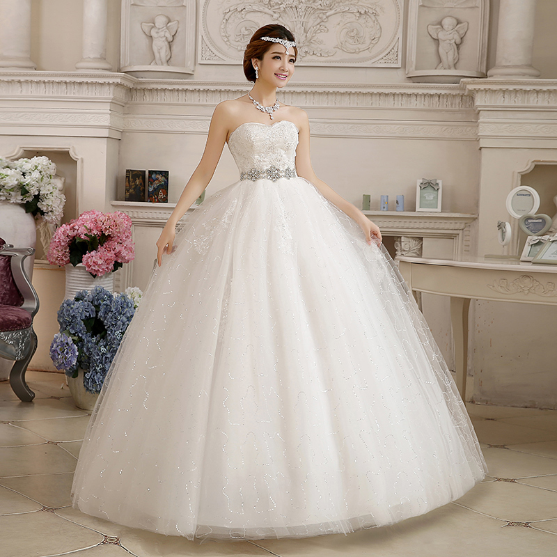 Superb LAMYA Customize Pregnant With Crystal Wedding Dresses 2018 Fashion Elegant  Ball Gown Large Bow Bridal Gowns Wedding Dress In Wedding Dresses From  Weddings ...
