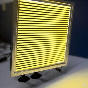 Image 2 - WOYO Auto verzonken gestreepte nivellering lamp