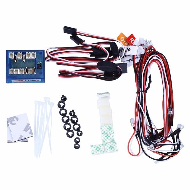 wiring leds to rc car wiring diagram for light switch u2022 rh prestonfarmmotors co