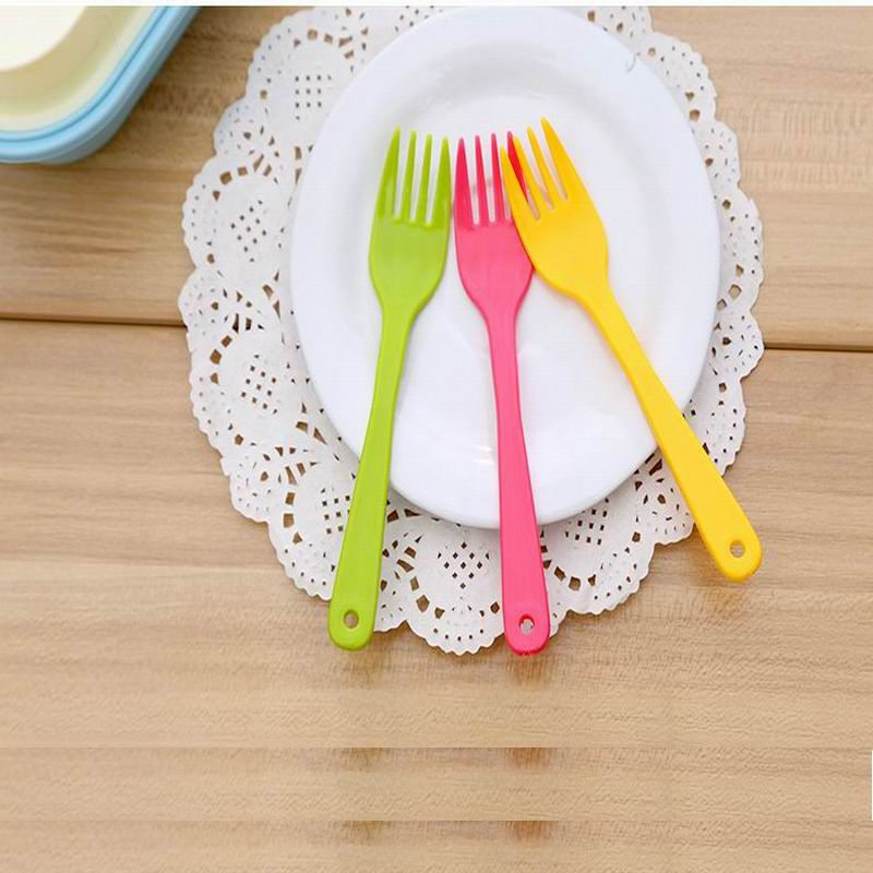 Wholesale 1500Pcs Eco friendly plastic fruit fork birthday ...