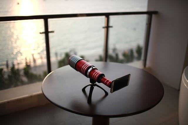 80x lente del telescopio del teléfono móvil para apple iphone 4 4s 5 5s 5c 6 6 s plus mini ipad samsung note 2 3 4 5 galaxy s3 s4 s5 s6 edge