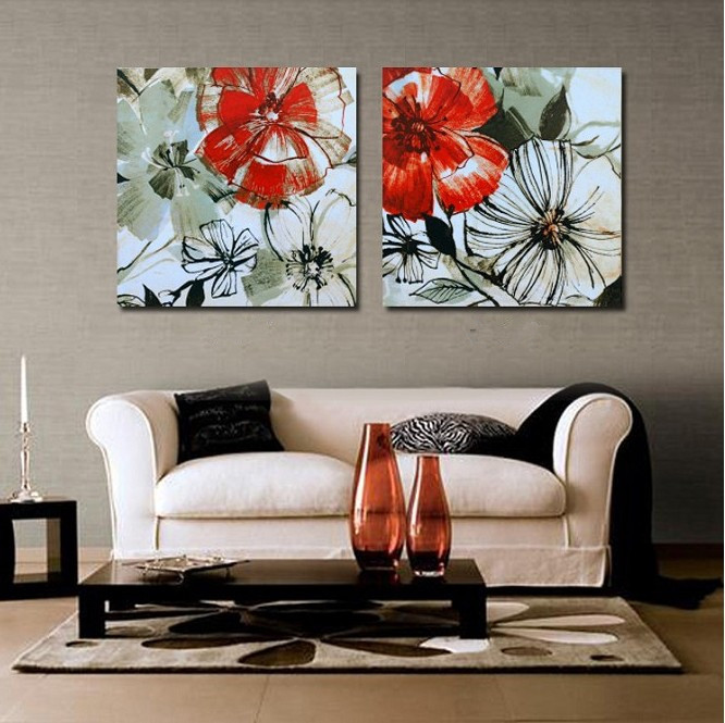 Paint Canvas Printed Canvas Free Shipping Wall Art New Kind Canvas Art Painti
