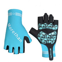 Lateat Gel Breathable Short Finger For Women Men S Road Bicycle Cycling Gloves With Competitive Price