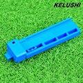KELUSHI Universal separador de longitud fija barra guía una interior cable de fibra separador recubrimiento push-pull dispositivo de agotamiento