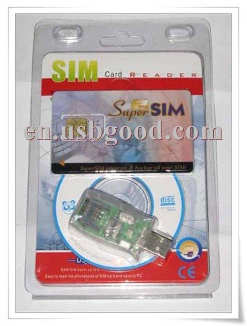 sim copier , sim reader , sim backup , usb card reader