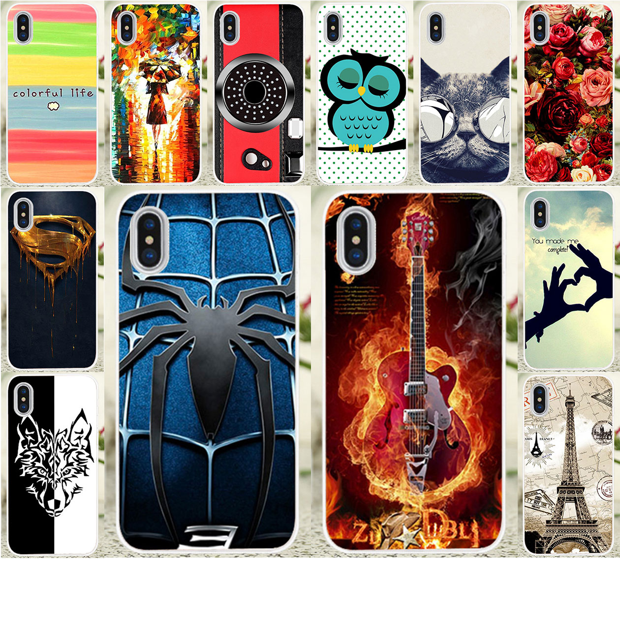 TAOYUNXI Cell Phone Case For <font><b>Asus</b></font> <font><b>Zenfone</b></font> <font><b>5</b></font> <font><b>A501CG</b></font> <font><b>A500CG</b></font> <font><b>Asus</b></font>_T00J A500KL <font><b>5</b></font>.0inch Zenfone5 Plastic TPU Silicone Case Cover Bag image