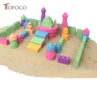 510g Dynamic Educational Sand In Playdough Amazing DIY Indoor Magic Playing Sand Children Toys Educational
