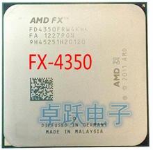 Amd FX 4350 4.2 1.2ghz のクアッドコア cpu プロセッサソケット AM3 + fx 4350 送料無料
