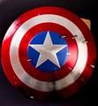 Captain America 3:Civil War 1:1 Captain America Shield Battle Full Alloy Metal Bullet Damage Replica Model Figure Cosplay WU626