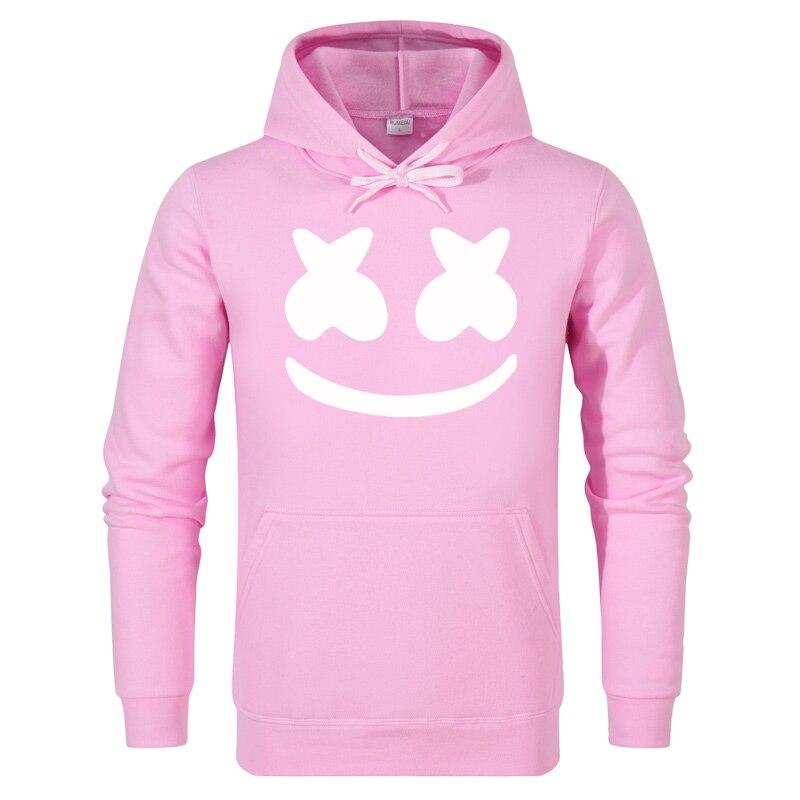 2019 Suprem Hip Hop Hoodies Sweatshirts Pink Autumn New Spoof Cartoon Fashion Printing 1:1 Casual Sweatshirts Men/Women Hoody