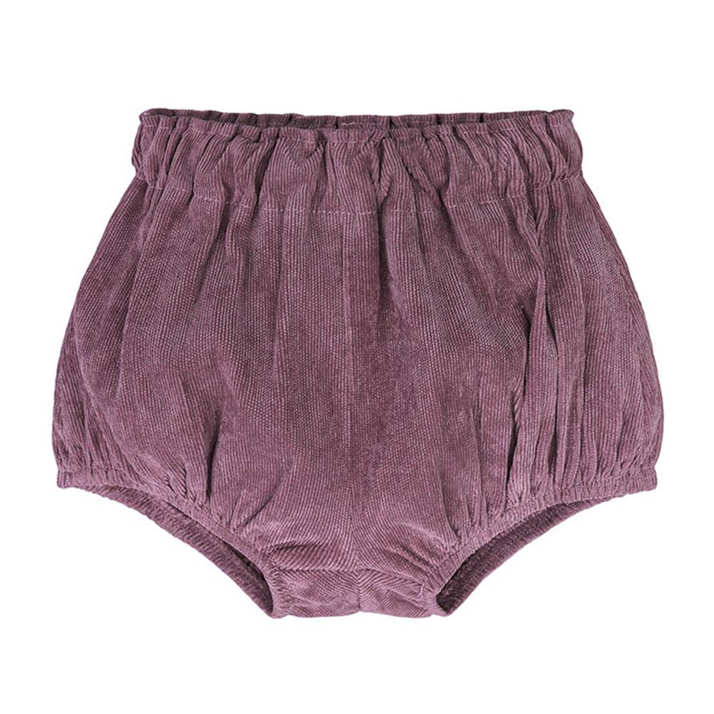 New Newborn Toddler Baby Corduroy Bottom Infant Bloomer Briefs Diaper Cover Panties