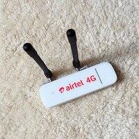 HUAWEI E3372 E3372h 607 150Mbps 4G LTE Modem dongle USB Stick Datacard Mobile Broadband +2pcs 4G antenna