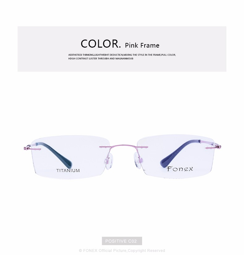fonex-brand-designer-women-fashion-luxury-rimless-titanium-Square-glasses-eyeglasses-eyewear-myopia-silhouette-oculos-de-sol-with-original-box-F10009_14