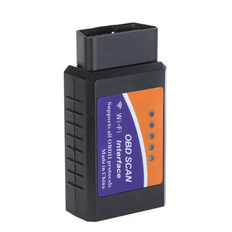 Universal OBD2 WIFI ELM327 Scanner OBD Car Auto Diagnostic Scan tool ELM327 support obd2 CAN-BUS Scanner support Smartphone PC