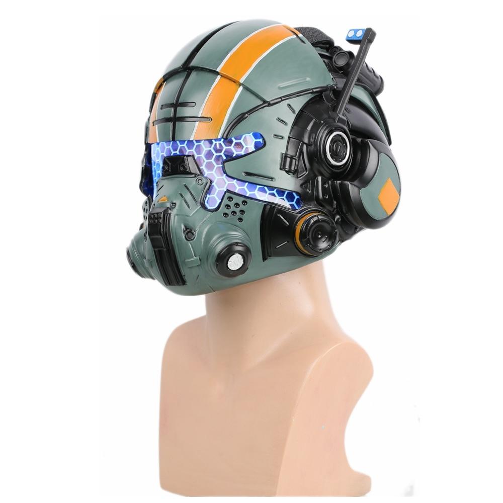 XCOSER Jack Cooper Hjälm Halloween Visa Cosplay Mask Kostym - Maskeradkläder och utklädnad - Foto 3