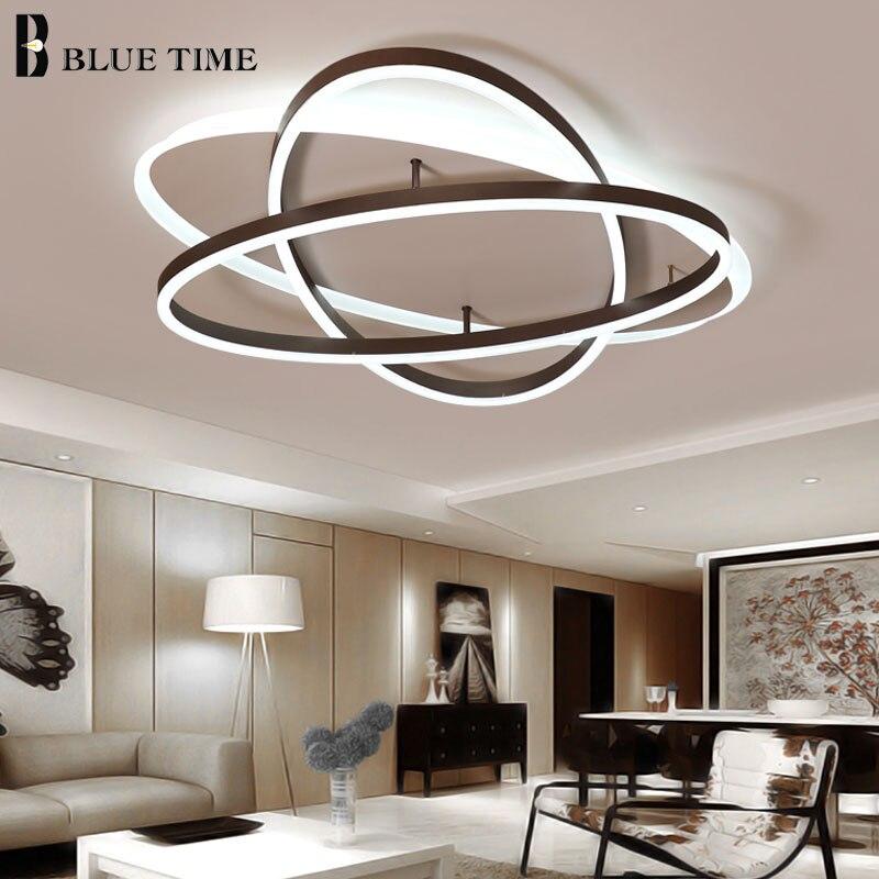 Offerte Moderno E Minimalista LED Lampadario Per Soggiorno ...