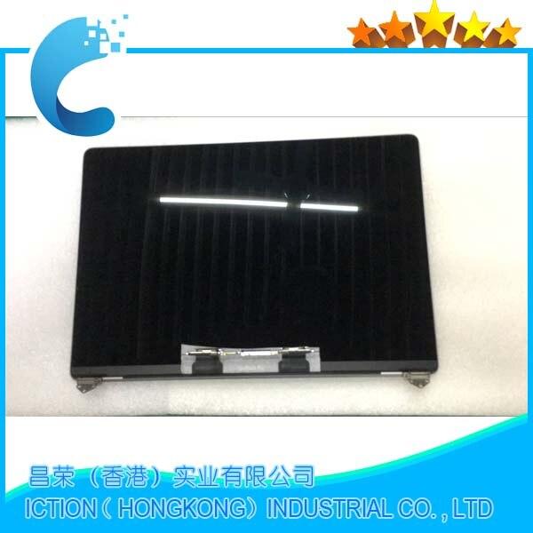 NOVA A1990 Tela LCD Full Assembléia Prata Cinza para Macbook Pro 15