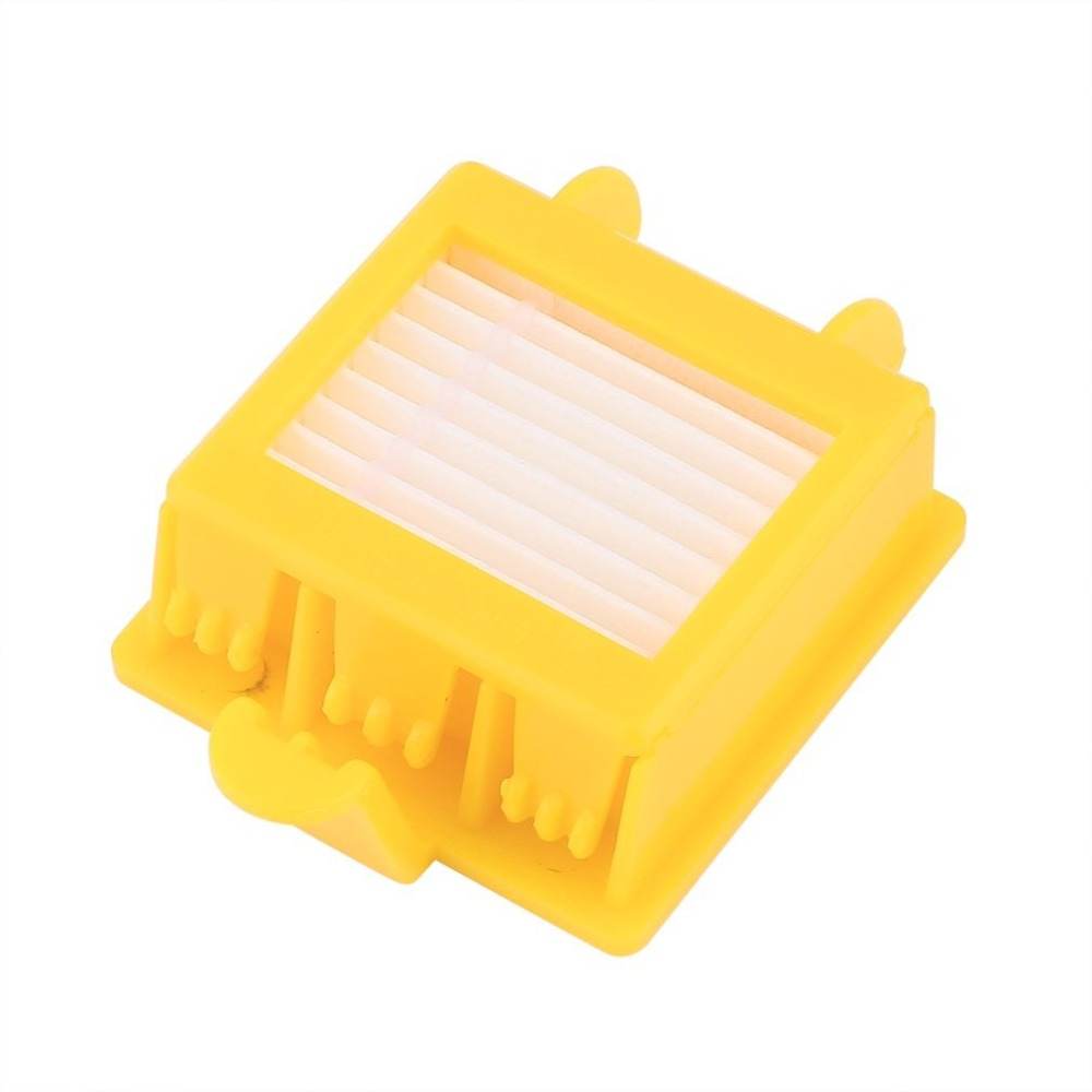10Pcs HEPA Filter Replacement Sweeping Robot Vacuum Cleaner Accessories For IRobot For Roomba 700 Series 760 770 780 Model 2 pcs hepa filter replacement kit for irobot roomba 700 series 750 760 770 780 790 robot vacuum cleaner parts accessories filter