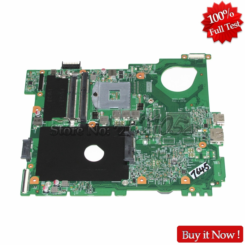NOKOTION Laptop Main board For Dell Vostro 3550 V3550 CN-0MDFKV 0MDFKV MDFKV Motherboard HM67 DDR3 nokotion laptop motherboard for dell inspiron 7520 qcl00 la 8241p cn 0f761c main board radeon hd 7730m ddr3 hd4000
