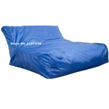 Cobalt blue Relax on land, float on water outdoor 2 function bean bag chair, outdoor furniture beanbag sofa seat