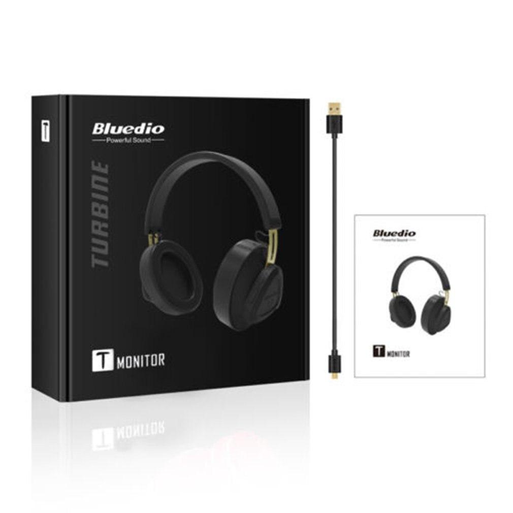 Casque sans fil Bluedio Tm avec commande vocale de moniteur de Microphone - 3
