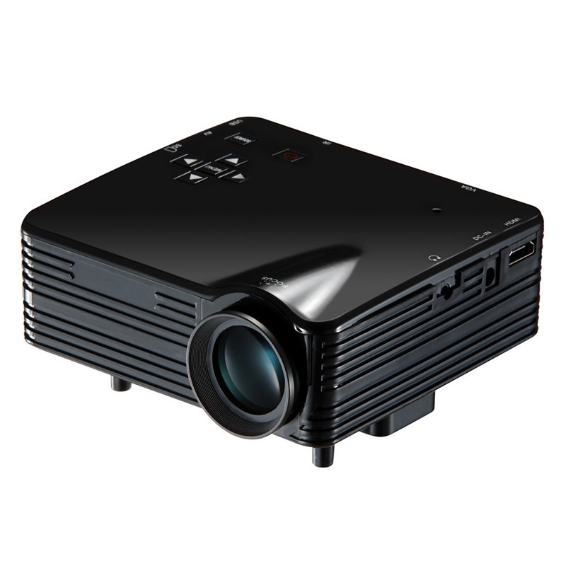 Vivement dimanche for Best small hd projector