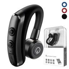 Беспроводная Bluetooth гарнитура Bluetooth наушники стерео HD голос Bluetooth 4,1 Handfree мобильный телефон мини портативный
